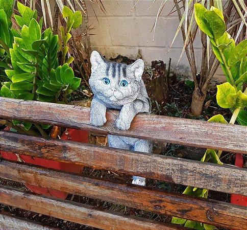 Escultura Gato Cute