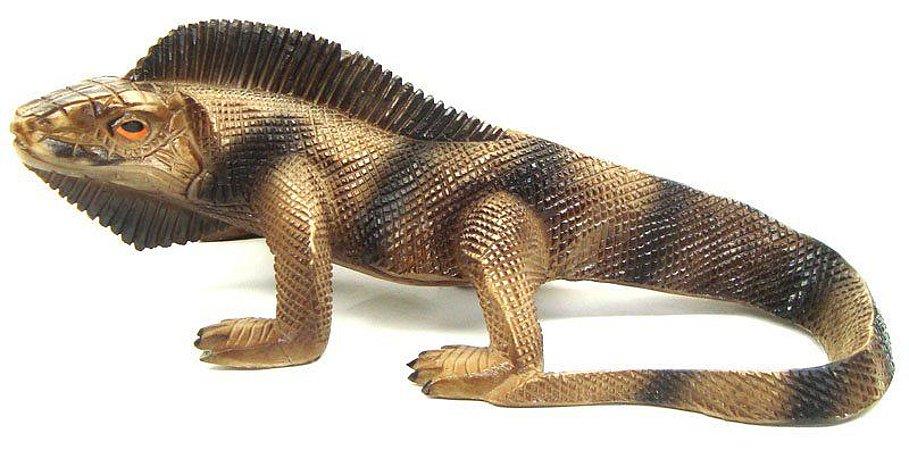 Escultura Iguana