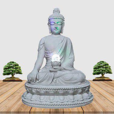 Fonte Buda Thay Marmorite 60 cm 220V