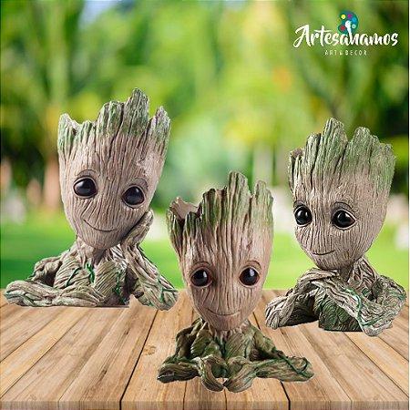 Trio Baby Groot - Guardiões Da Galáxia