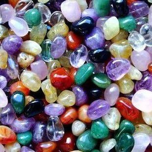 Pedra Rolada Mista Extra 1 KG