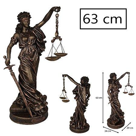 Estátua Deusa Da Justiça Themis - Xplendid
