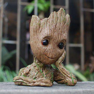 Baby Groot Pensador Advance - Guardiões Da Galáxia