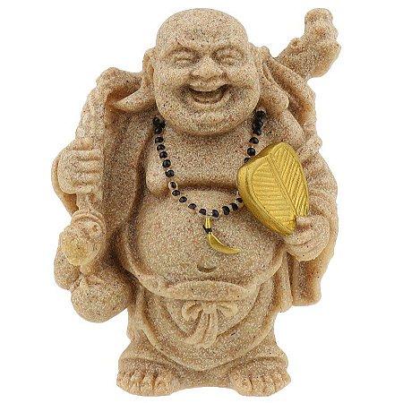 Buda Hotei Arenito Fortuna