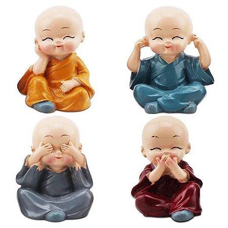 Quarteto de Monges Sábios Mini
