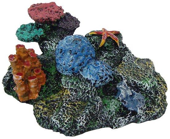 Enfeite de Aquário Corais