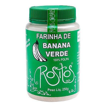 Farinha de Banana Verde ROSITOS 250g