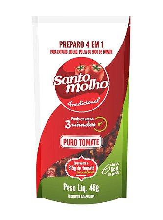 Preparo para Molho de Tomate Tradicional 48g