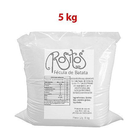 Fécula de Batata 5kg