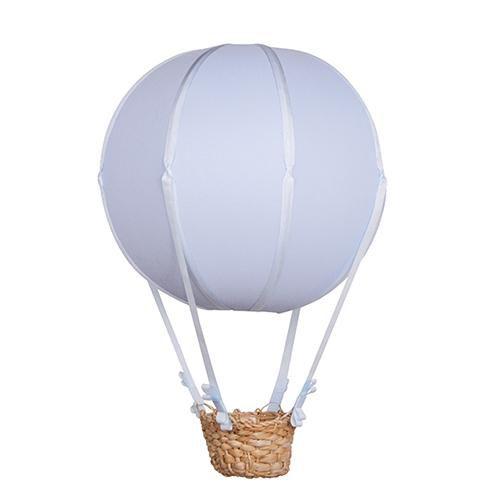 Lustre de Balão Vintage Azul
