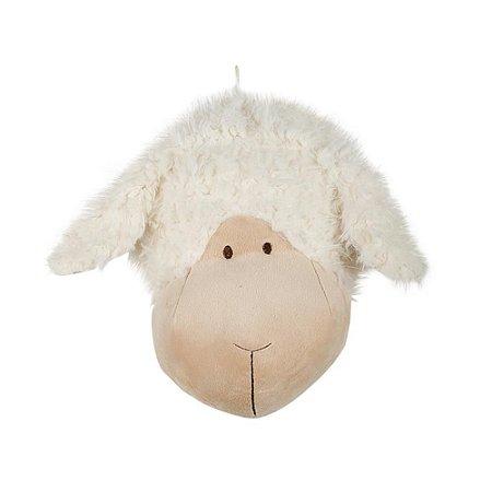 Cabeça de Pelúcia em Ovelha