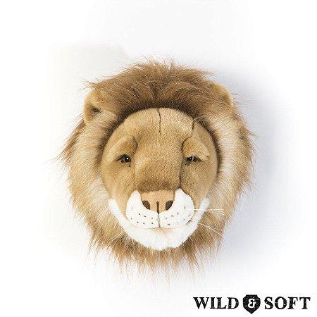Cabeça de Leão Cesar - Wild & Soft