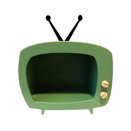 Nicho Tv Infantil Verde
