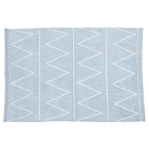 Tapete Hippy Azul Soft - Lorena Canals