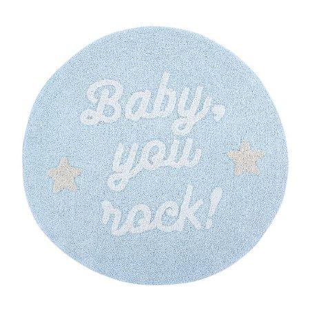 Tapete Baby You Rock   - Lorena Canals