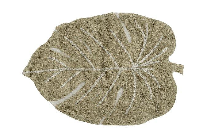 Mini Monstera Olive 75 x 100 cm