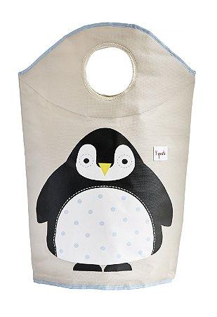 Cesto de Roupa Pinguim -3 Sprouts