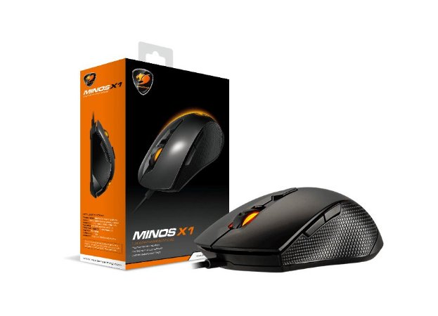 Mouse Cougar Minos X1