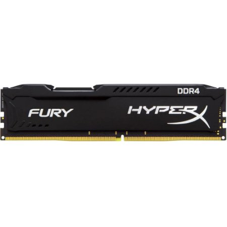 Memória Kingston HyperX FURY 16GB 2133Mhz DDR4 CL14 Black - HX421C14FB/16