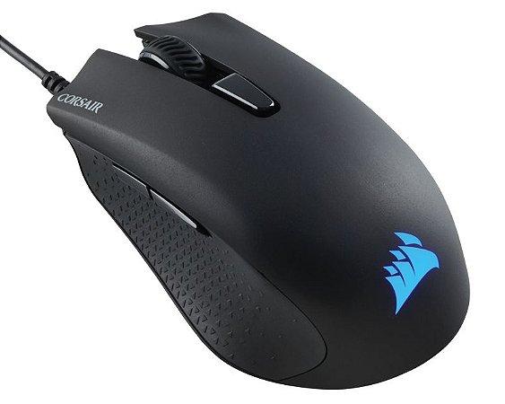 Mouse Gamer Corsair Harpoon RGB - CH-9301011-NA