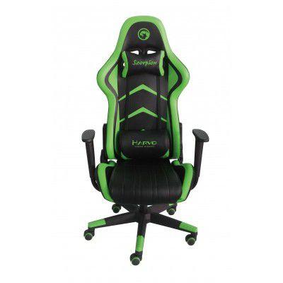 Cadeira Gamer Marvo Scorpion CH-106 GN Black/Green