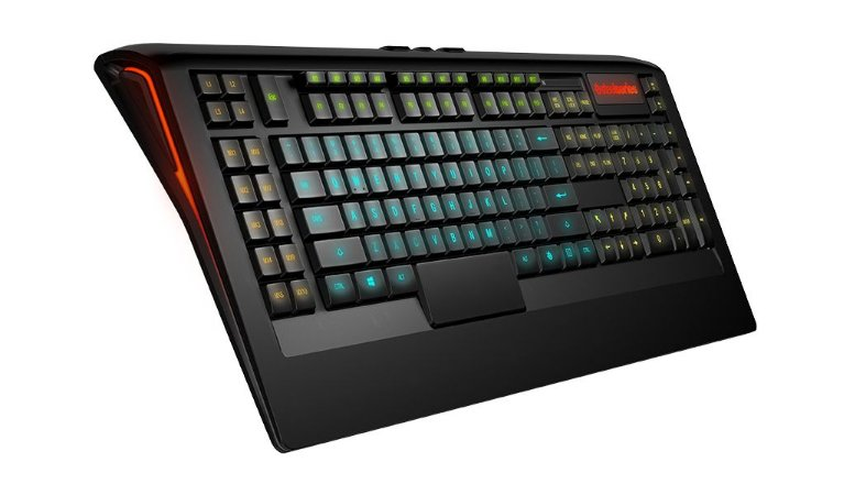 Teclado Gamer Steelseries Apex 350 US RGB 64470