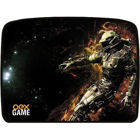 Mousepad Gamer OEX Galaxy - MP304