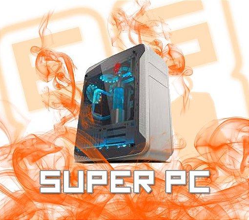 PC Gamer - A10 9700, Placa Mãe A320, AMD Radeon R7 2Gb, 4Gb Ddr4, Hd 1Tb, Fonte 400W