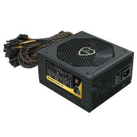 Fonte Gamemax 600W 80 Plus Bronze Semi-Modular - GM600