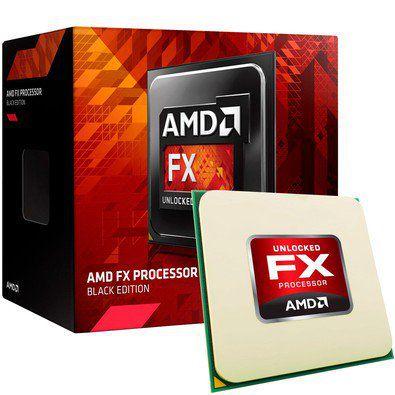 Processador AMD Bulldozer FX-6300 3.5GHz 14MB AM3+ 95W