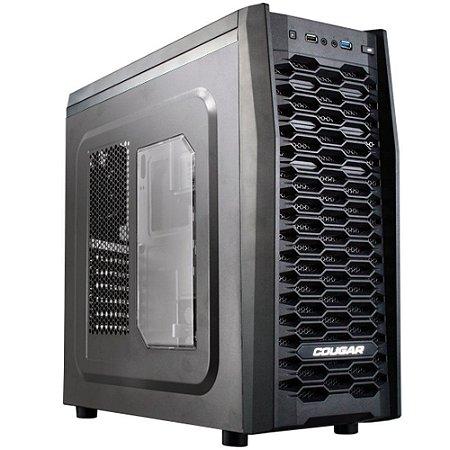 Gabinete Gamer Cougar sem Fonte MX300