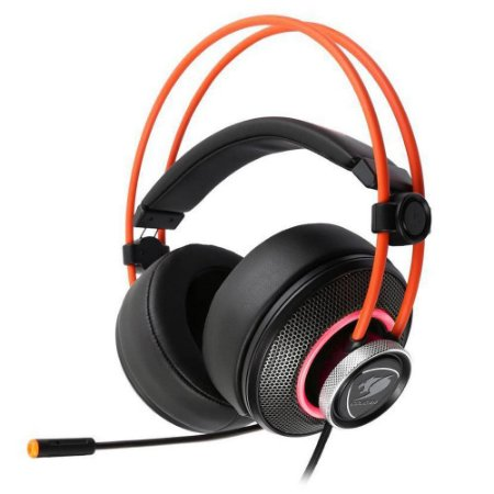 Headset Gamer Cougar Immersa Pro 7.1 RGB