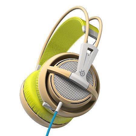 Headset Gamer Steelseries Siberia 200 Green