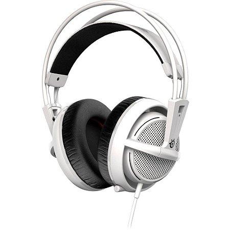 Headset Gamer Steelseries Siberia 200 51132 Branco