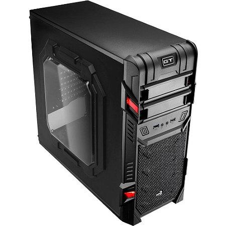 PC Gamer - AMD A10 9700, Placa Mãe A320, AMD Radeon R7 2Gb, 4Gb Ddr4, Hd 1Tb, Fonte 200W