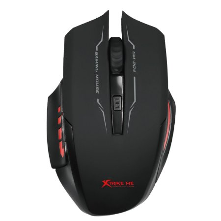 Mouse Gamer Xtrike GM-204 800/3200 DPI