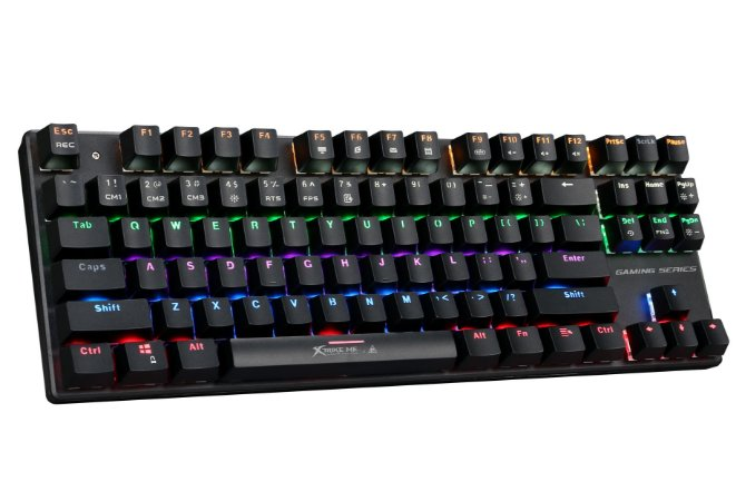 Teclado Mecanico Gamer Xtrike GK-908