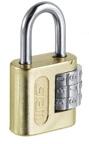 Cadeado Segredo Stam 25 mm