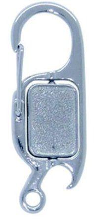 MS-48 - Chaveiro Mosquetão giratório