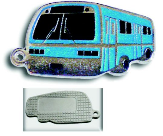 NA-18 - Chaveiro ônibus