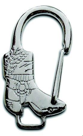 chaveiro para personalizar mosquetão bota