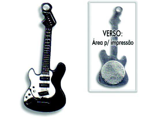 NA-GUI-1 - Chaveiro guitarra