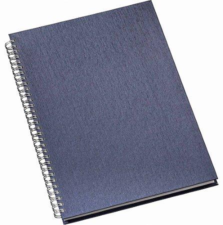 LGG301 Caderno de Negócios Grande Azul