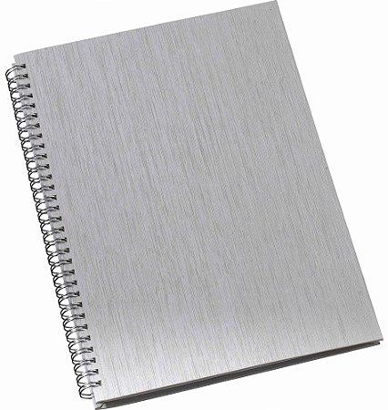 LGG302 Caderno de Negócios Grande Prata