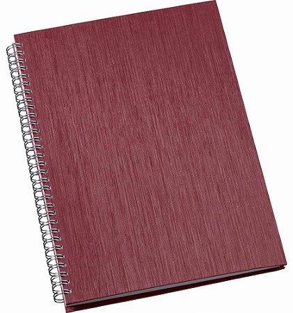LGP305 Caderno de Negócios pequeno Vinho