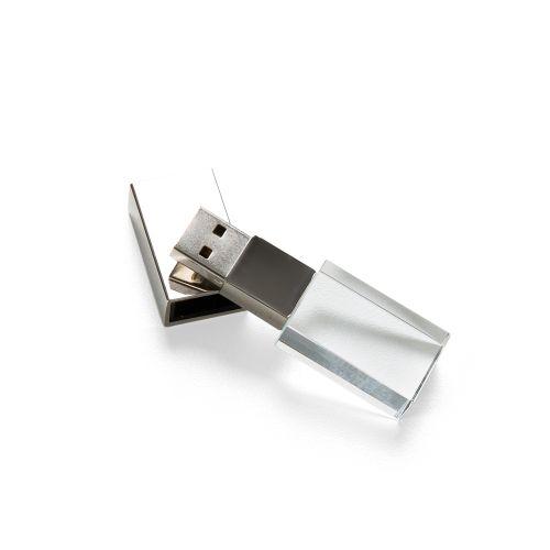 Pen Drive Personalizado de Vidro