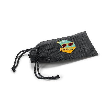 Bolsa para óculos.