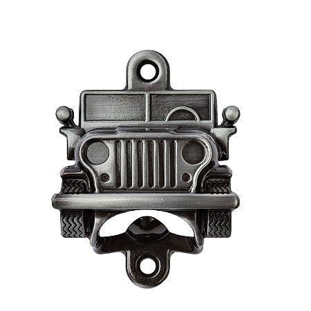 Abridor de Garrafa de Parede Jeep