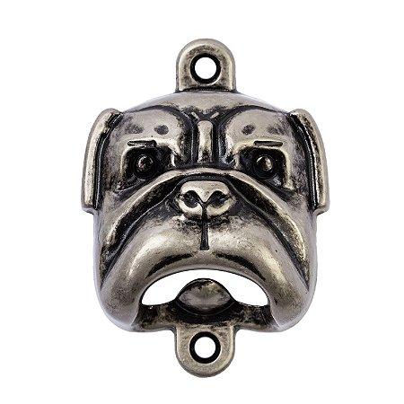 Abridor de Garrafa de Parede Bulldog
