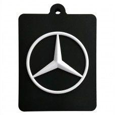 Chaveiro Emborrachado Mercedes Benz